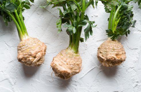 Salsa di sedano rapa, la ricetta semplice