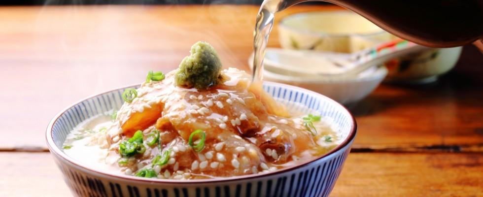 Giappone in cucina: cos'è l'ochazuke?