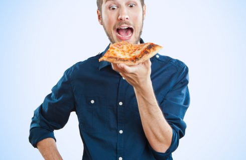 La pizza aiuta a essere più produttivi