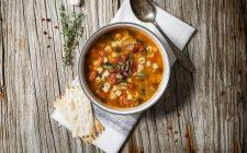 10 motivi per mangiare più minestrone