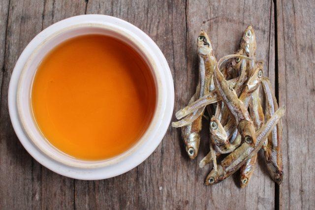 salsa di pesce