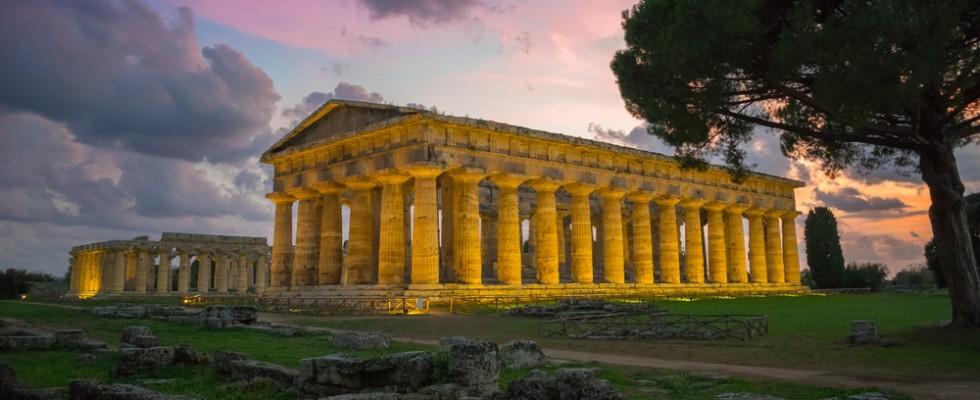 LSDM: una cena per i templi e tra i templi il 30 luglio a Paestum