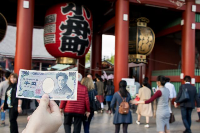 tokyo yen