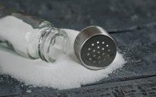 troppo sale