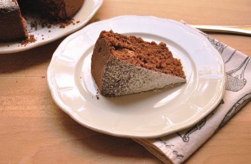 Torta al cacao e cocco: con il bimby