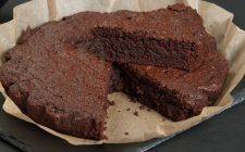 La torta di zucchine e cioccolato di Detto Fatto