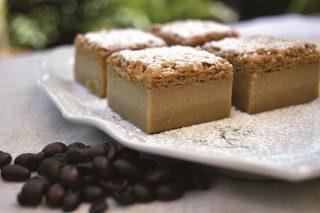 Torta magica al caffè: con il bimby