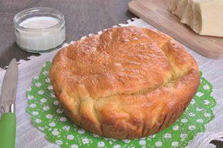 Torta salata allo yogurt: con bimby