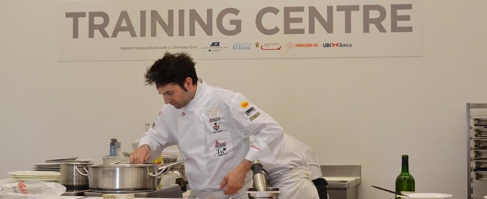Il crowdfunding per aiutare Martino Ruggieri a salire sul podio del Bocuse d'Or