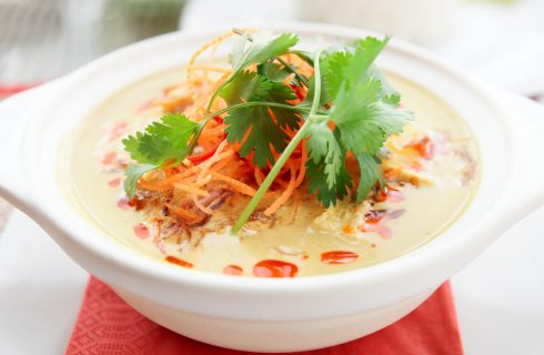 Tom Yam: la versione vegetariana