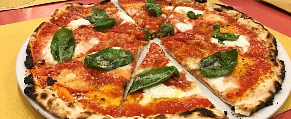 Città della Pizza 2018: nella Capitale non mancano fritti e pizza romana