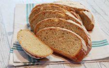 Pane con farina di ceci still
