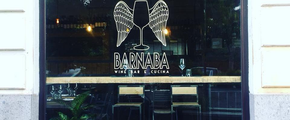 Com'è Barnaba wine bar e cucina, nuova apertura a Roma