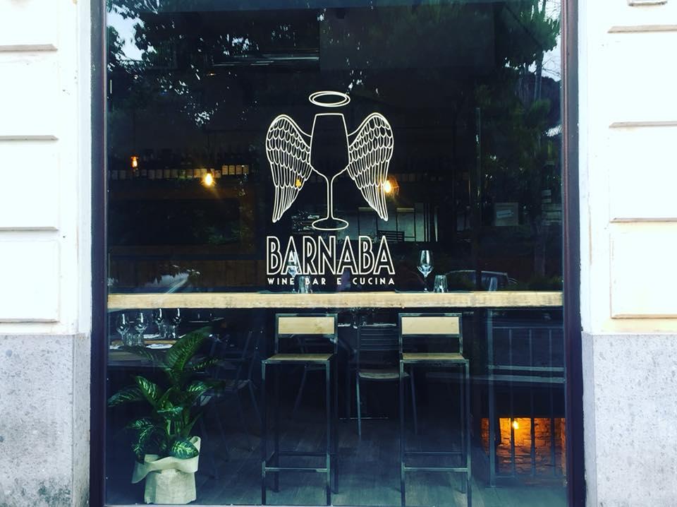 Com 39 barnaba wine bar e cucina nuova apertura a roma for Nuova apertura grande arredo bari
