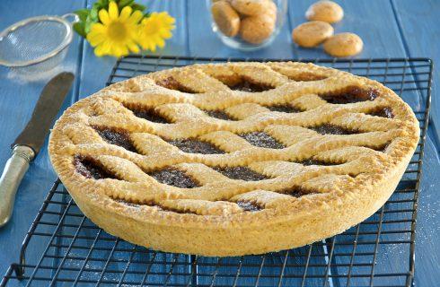 Crostata albicocche e amaretti: la nostra ricetta