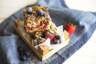 Crumb cake: la nostra ricetta