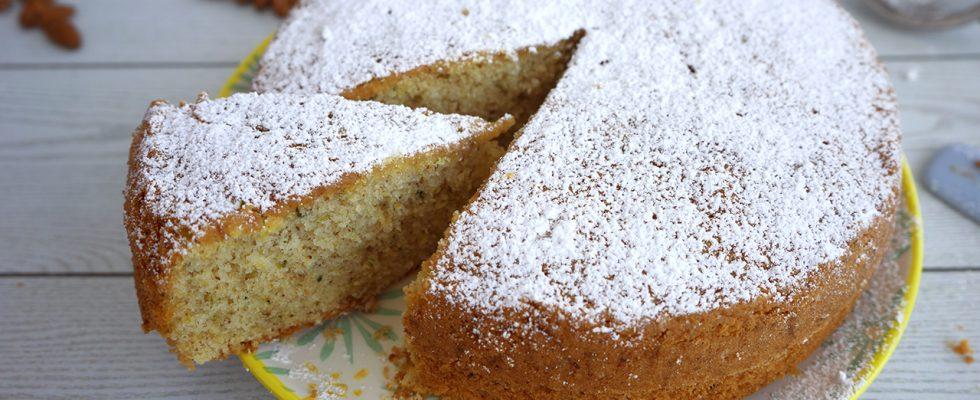 Torta dolce alle zucchine: la nostra ricetta