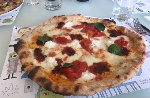 Triennale Social Pizza, Milano