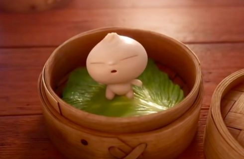 Il cibo della Pixar: arriva il corto dedicato a un dumpling