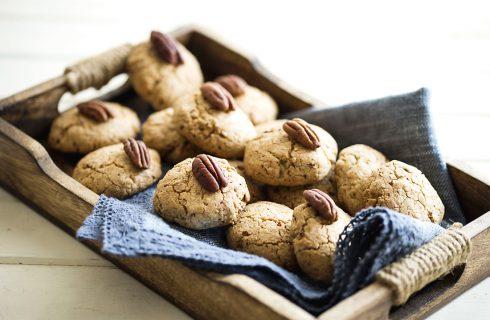 Biscotti alle noci pecan: la nostra ricetta