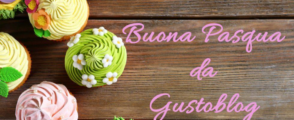 Tanti golosi auguri di Buona Pasqua da Gustoblog!