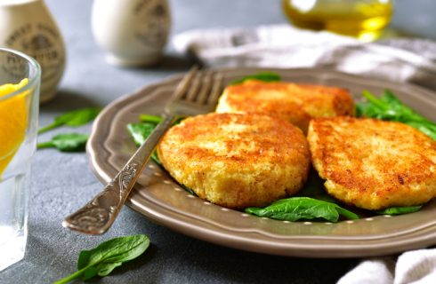 Le cotolette vegetariane della Prova del Cuoco