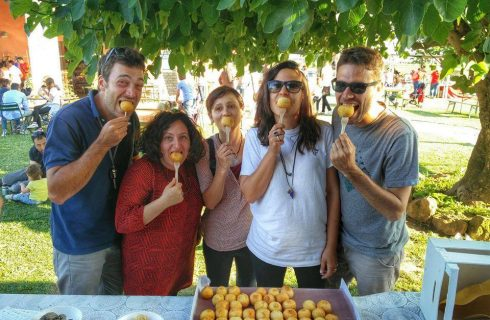 Campagna romana in festa per Country Food il 25 aprile
