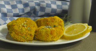 Crocchette di baccalà: per l'aperitivo