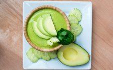 Gazpacho con avocado: la ricetta semplice
