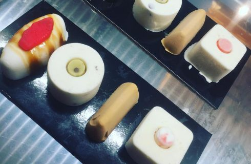 Gelati insoliti: il sushi ice cream è italiano