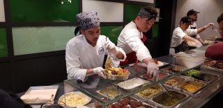 Maybu: apre in Prati il fast food Tex-Mex