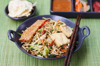 Mi Goreng Mee Goreng: cucina indonesiana