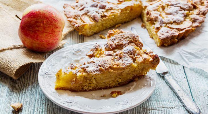 La ricetta del moelleux alle mele