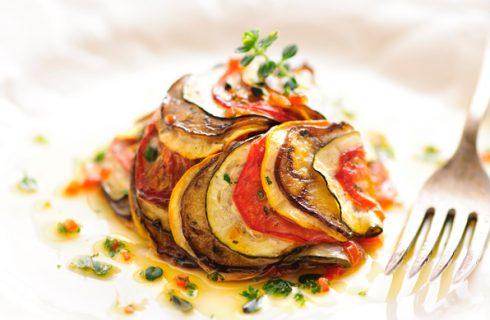 La ratatouille di verdure con la ricetta di Marco Bianchi