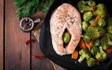 15 ricette con la cottura a vapore