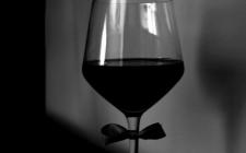 Il fascino un po' gotico del black wine