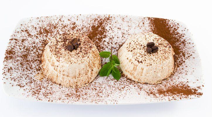 Il semifreddo al caffè con mascarpone per il dolce di fine pasto