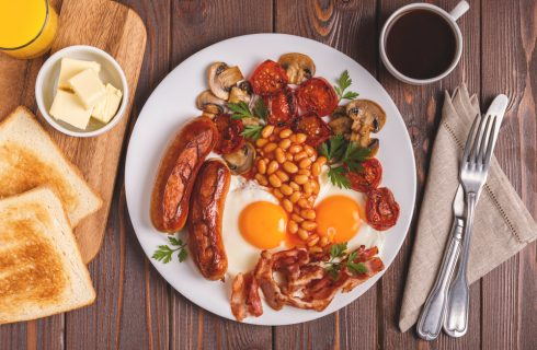 7 colazioni salate ispirate a ricette internazionali