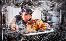 pollo bruciato