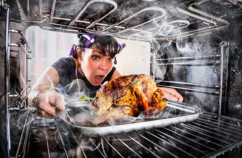 How to: come recuperare piatti troppo cotti o bruciati