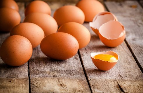 Ritirate uova per possibile presenza di salmonella