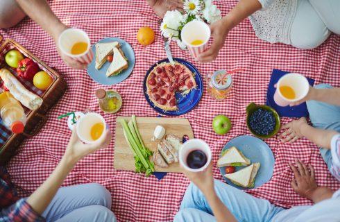 Scampagnate: il perfetto pranzo al sacco in 4 mosse