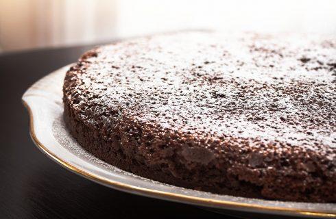 La ricetta dellatorta nua al cioccolato da fare con ilBimby