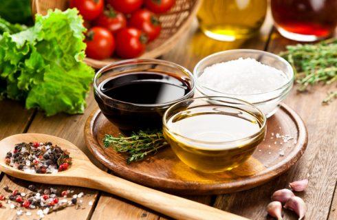 La ricetta della vinaigrette per pinzimonio