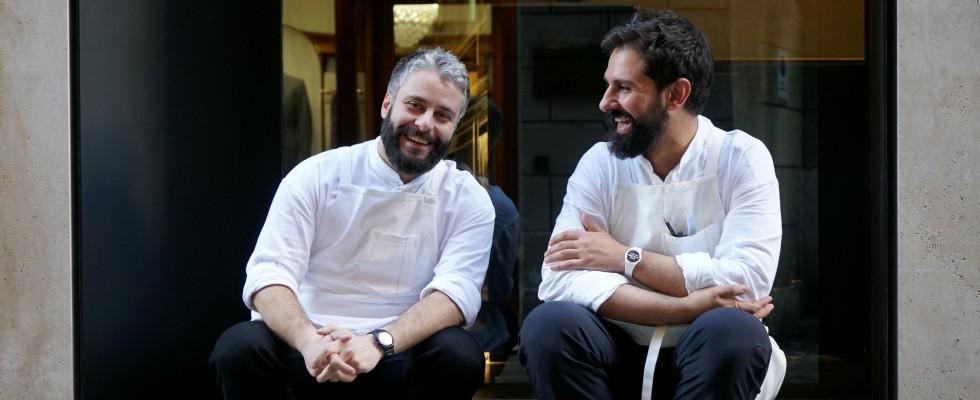 I giovani chef e la tradizione: Alessandro Miocchi e Giuseppe Lo Iudice di Retrobottega