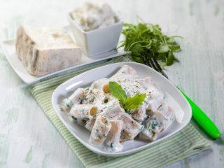 Pasta con gorgonzola e rucola: primo saporito
