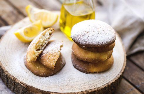 Biscotti all'olio di oliva: la nostra ricetta
