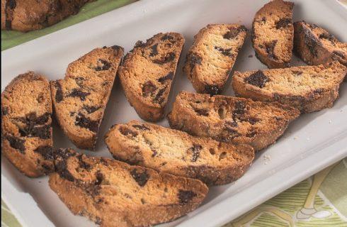 Biscotti rustici al cioccolato, un dolce croccante e goloso