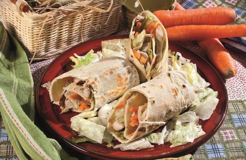 Chicken roll romagnolo speziato, un secondo sfizioso e saporito