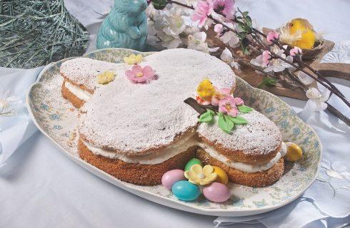 Colomba paradiso alla panna, un nota in più al dolce tradizionale di Pasqua